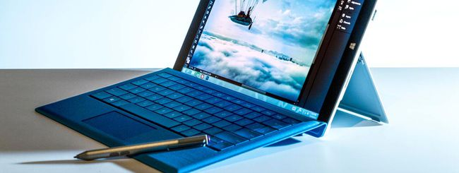 Microsoft Surface Pro 3: primo hands-on