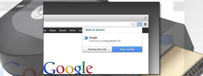 Chromecast: disponibile la beta di Google Cast