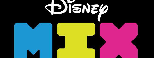 Disney Mix, messaggistica per bambini