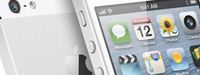 Nuova tecnologia touch per iPhone 5S