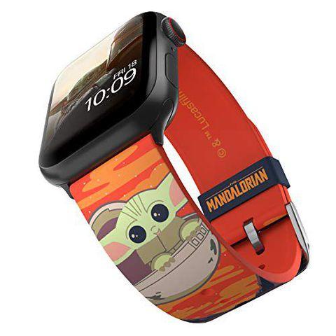 Cinturino per Apple Watch The Mandalorian – The Child Bounty Edition