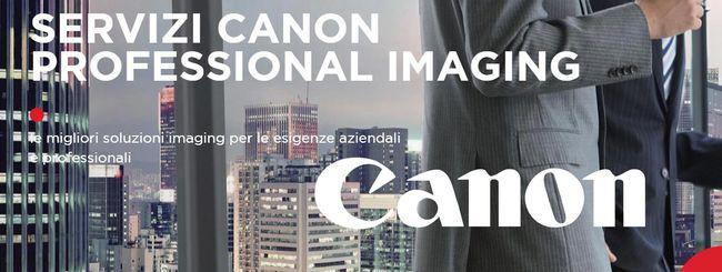 Le soluzioni professionali Canon per l'Expo 2015
