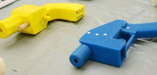 Pistole 3D