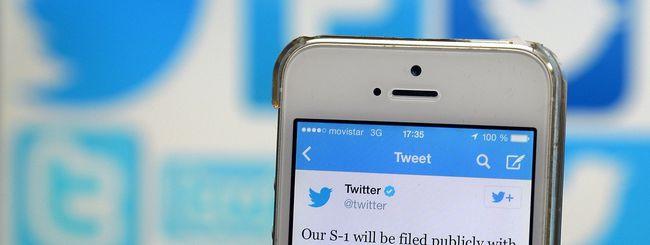 Twitter, nuova stretta sulla sicurezza