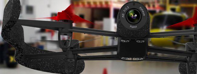 Parrot Bebop Drone è pronto a prendere il volo