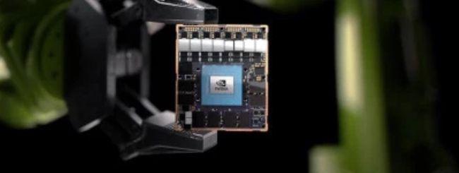 Nvidia lancia il modulo Jetson AGX Xavier