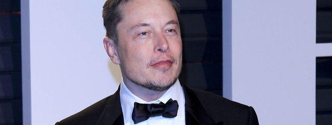 Elon Musk vuole davvero andare su Marte