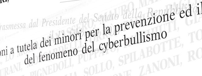 Cyberbullismo: cosa prevede la nuova legge