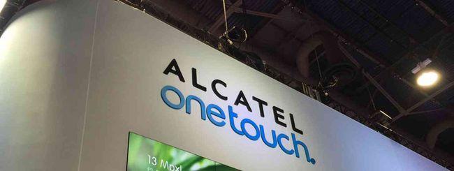 Nuovi smartphone Alcatel OneTouch al MWC 2016