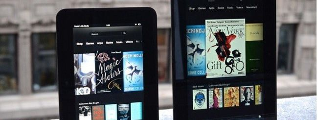 Nuovi Kindle Fire HD a breve, online le specifiche