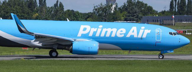 Amazon acquista i suoi primi 11 jet per le consegne