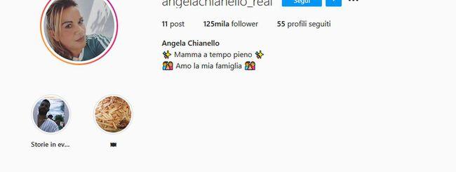 Non c'è coviddi: Angela Chianello sfonda su Instagram