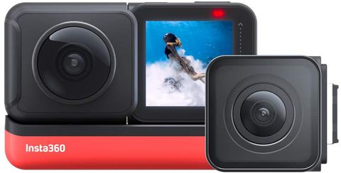 Inta360 ONE R Action Camera