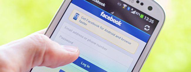 Facebook, la funzione Nearby vietata in Italia