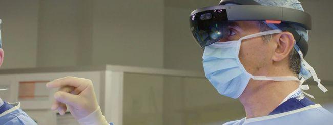 HoloLens per interventi chirurgici al cuore