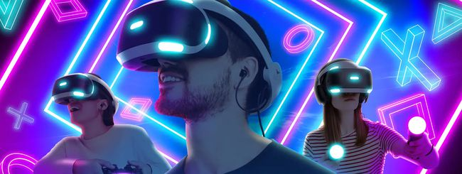 PlayStation VR, Sony lavora alla versione per PS5