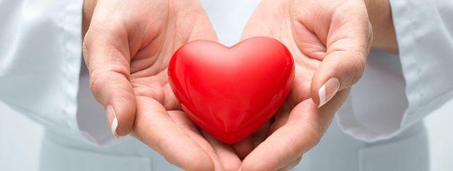 iOS 10: la scelta per la donazione degli organi