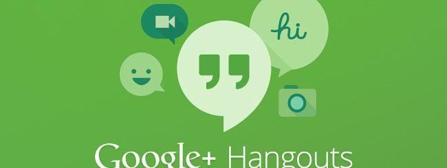 Hangouts in HD grazie a VP8