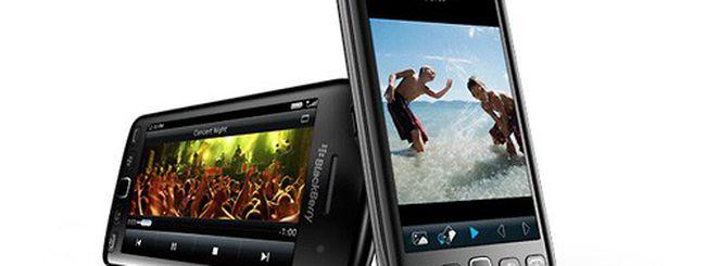 RIM BlackBerry: boom della tecnologia NFC nel 2012