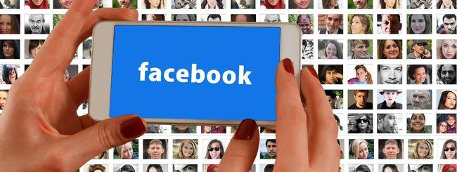 Facebook, annunci di lavoro solo per i giovani?