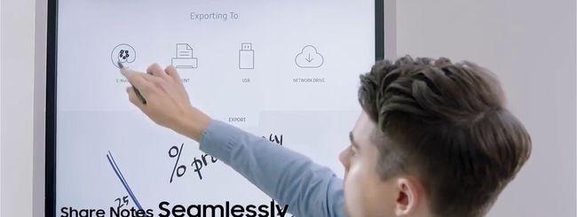 Samsung Flip: la lavagna digitale nelle nostre scuole?