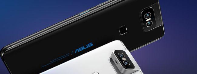 ASUS ZenFone 6, Flip Camera e batteria da 5.000 mAh