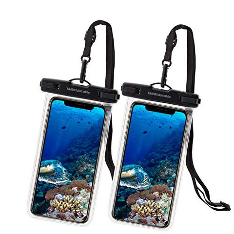 UNBREAKcable 2-Pezzi Custodia Impermeabile Smartphone