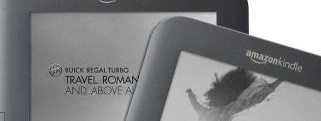 Kindle in offerta speciale: sconto e pubblicità