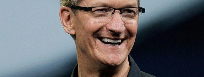 Tim Cook: Nokia è defunta, Microsoft copia