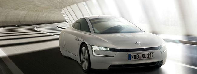 Volkswagen XL1, meno di 1 litro per 100 Km