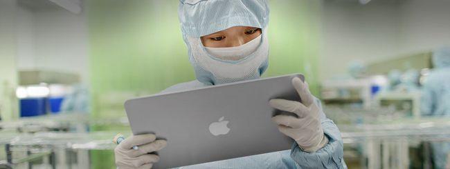 Foxconn: un impianto display esclusivo per Apple