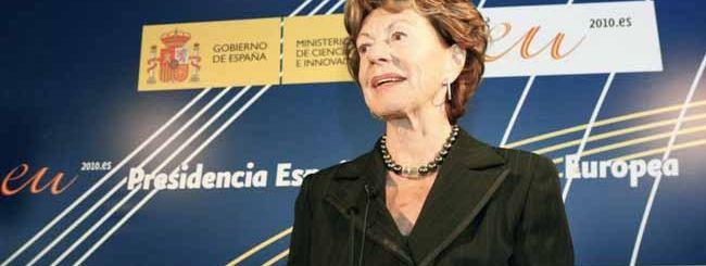 Neelie Kroes e il Manifesto Europeo delle startup