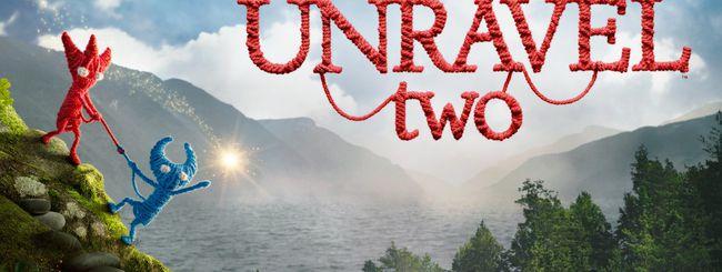 E3 2018 EA: ecco Unravel Two, single player e co-op