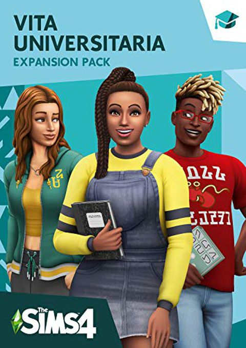 "The Sims 4 Espansione ""Vita Universitaria"""