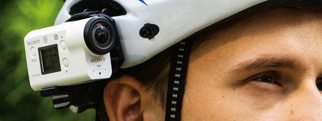 IFA 2016: Sony presenta l'action cam FDR-X3000R