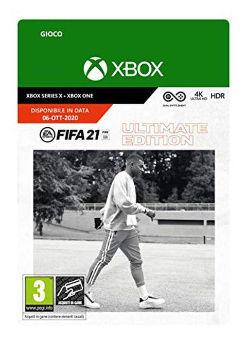 FIFA 21 Ultimate (Xbox One, Xbox Series X) - Codice download