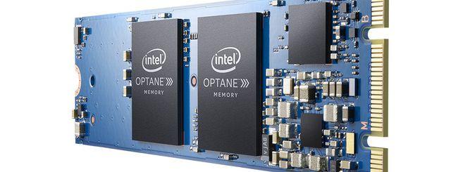 Le nuove Intel Optane: 50% in più di prestazioni