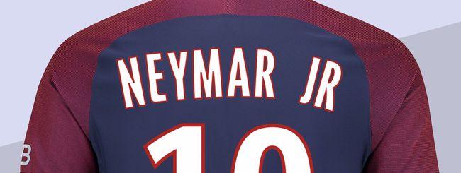FIFA 18 celebra l'arrivo di Neymar al PSG