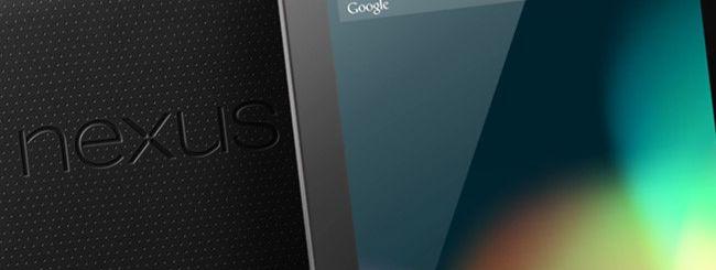 Nuovo Nexus 7, trapelano specifiche e lancio