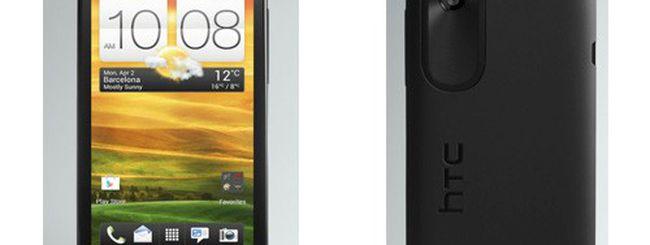 HTC Desire V, smartphone Android 4.0 ICS dual SIM