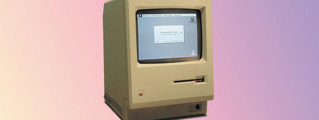 Il primo Macintosh compie 36 anni