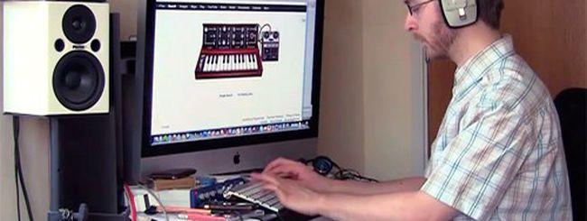 Moog doodle: Daft Punk, Van Halen e Beethoven