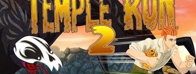Temple Run 2 è record su iOS e Android