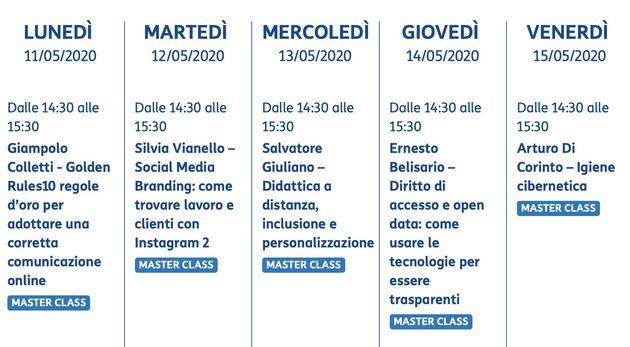 Operazione Risorgimento Digitale Master Class