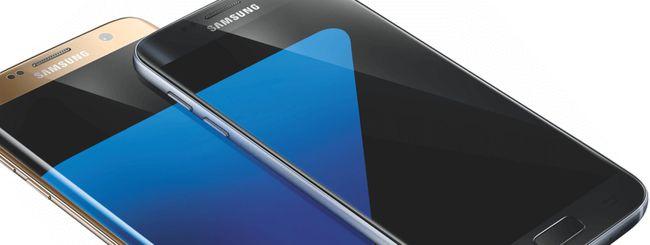 Samsung Galaxy S7, Unpacked 2016 a Barcellona