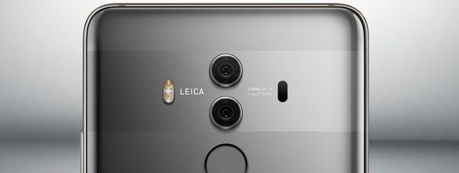 Huawei Mate 20, scoperte le principali specifiche