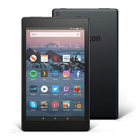 """Tablet Fire HD 8   Schermo HD da 8"""", 32 GB, nero - con offerte speciali"""