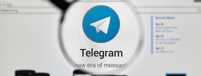 Telegram, chiusi 329 canali per violazione legge diritto d'autore