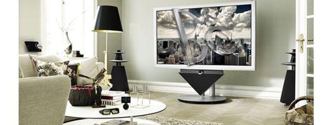 Bang & Olufsen aggiunge il 3D alla linea BeoVision 4