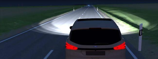 Ford e l'evoluzione dei sistemi di illuminazione